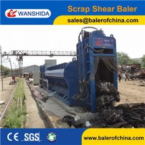 China Used Car Shearing Baler Logger Made in China wholesale