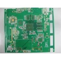 China Hard Gold Green Custom Multilayer Printed Circuit Boards for Medical Equipment wholesale