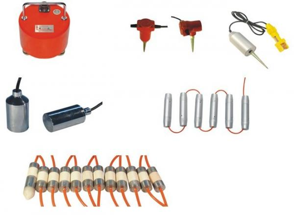 Earthquake Sensor Images
