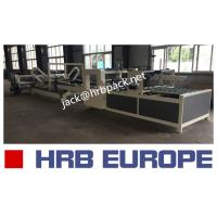 Buy cheap HRB-2800 Model Folder Gluer Machine 2400*1000mm Max Feeding Size CE Approved from wholesalers