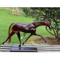 China Professional 6-inch Artist Sketch Wood Horse Manufacturer wholesale