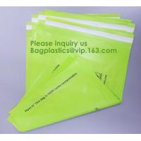China Cornstarch made biodegradable compostable shipping plastic mailing bag custom bubble mailer poly mailers bagease bagplas wholesale