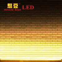 China IP67 DMX LED Linear Lighting Strips 100lm Luminous Flux With 120 Degree Beam Angle wholesale
