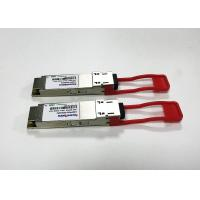 China LR4 100G QSFP28 Transceiver FOR DATA CENTER QSFP28 10KM 4CWDM ON SM wholesale