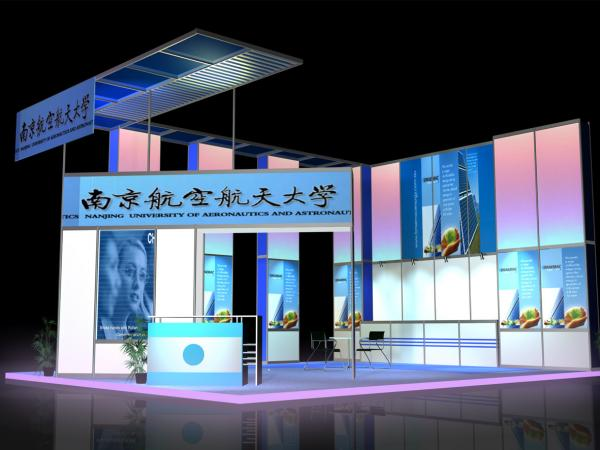 Exhibition Stand Lighting : Used light truss stand images