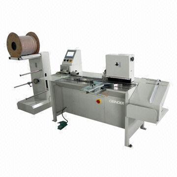 tab cutting machine