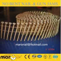China Factory! Coil Wire Nails/ coil roofing nails on sale