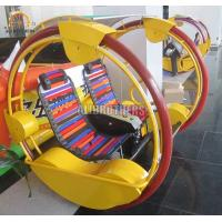 China Happy Leisure Carnival Bumper Cars , Outdoor Balance Kiddie Bumper Cars wholesale