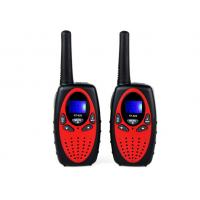 China Adjustable Volume Level Kids Walkie Talkie With Auto Squelch Function wholesale