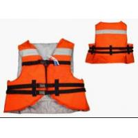 China Water Sport Pet Red Life Jacket wholesale