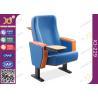 China Sillas del asiento/de la sala de conferencias del teatro del auditorio de la madera contrachapada de la haya con la tableta de la escritura wholesale