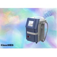 Buy cheap Profession Nd Yag Laser Tattoo Removal Machine double rod from wholesalers
