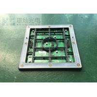 China Outdoor P4 high definition LED Module Display Die casting Magnesium Alloy wholesale