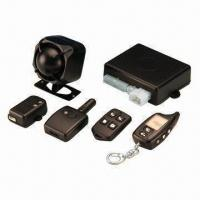 China 2-way Remote Starter Car Alarm System with Siren Output and Call Out Function on sale