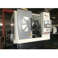 China Horizontal Three Axis Slant Bed CNC Lathe Machine 360mm Max Swing Over Table wholesale