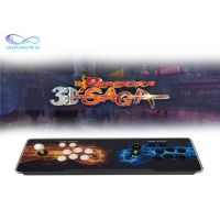 China Wifi 2448 Games In 1 Arcade Console For Pandora Box wholesale