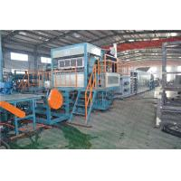 China Automatic Recycled Pulp Paper Pulp Molding Machine 6000 Pcs/Hr Capacity wholesale