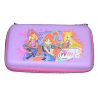 Custom Hard Shell Game Carrying Case PU With Screen Printing , Eco Friendly
