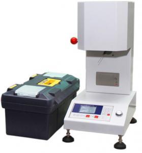 China ASTM D1238 Melt Flow Index Tester / Melt Flow Indexer / Polymer Plastic Melt Flow Testing wholesale