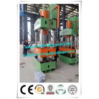 China 4 Column Salt Hydraulic Press Machine , Sheet Hydraulic Press Brake Delem CNC System on sale