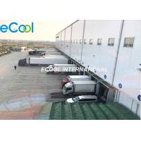 China Custom Made Refrigerated Storage Facilities / Automatic Cold Storage System wholesale
