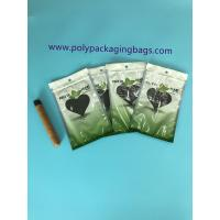 China Cigarettes Cigar Humidor Bag Plastic Cigar packaging Bags With Window wholesale