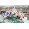 China Le grand équipement de terrain de jeu d'aqua dans le waterpark projette, des jeux de parc d'aqua wholesale