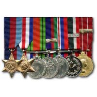 Blue Cross Military Emblems