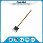 China Power Coated Steel Spade Shovel , Square Spade ShovelMulti Purpose 1.5-1.6kg wholesale