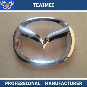 China Automotive Badges Emblems Car Badge Logos ABS Chrome For Mazda wholesale