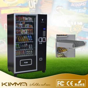 Buy cheap На открытом воздухе закуска топления и автомат напитка монеткой и Биллом привелись в действие КЭ/Рош from wholesalers