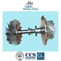 T- MAN Turbocharger / T- TCR16  Rotor Assembly And T- TCR18 Rotor Complete For Marine Turbo Replacement Parts