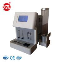 China Professional Rubber Testing Machine , 2.5 grade Limiting Oxygen Index Tester For Plastics Rubber Foam wholesale