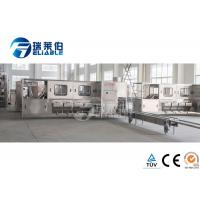 China High Speed 5 Gallon Water Filling Machine Plastic Bottle JuiceFilling Line wholesale