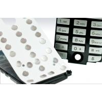 China Silicone Push Button Flexible Numeric Keypad For Mobile Phone / Remote Controller wholesale