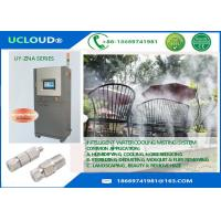 China Fog Generator High Pressure Water Mist System For Outdoor Garden Patio wholesale