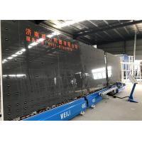 China ISO Insulating Glass Production Line Machine With Automatic Silicone Sealing Robot on sale