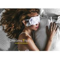 China Self Heating Steam Eye Mask Real Steam Released Disposable SPA wholesale