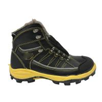 China Custom Size Waterproof Safety Boots Latest Style With Artificial Wool wholesale