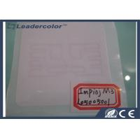 China Impinj M3 UHF RFID Label ISO 18000 6C Tags Contactless Ultra High Frequency on sale