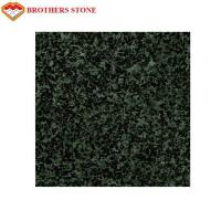 China High Polished Forest Green Granite Cut To Size Granite Polishing Pads wholesale