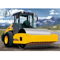 China 12T XS122 12t Single Drum Vibration Manual Soil Compactor Road Construction Machinery Roller With Weichai Engine wholesale
