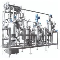 Organic Solvent / Herbal Extraction Equipment , Concentration Machine