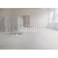 China Carbon Steel Perforated Metal Screen Panels 0.8 - 25 Mm Hole For Mining / Automotive on sale