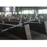 China Corridor Skywalk Prefab Steel Structures Fabrication for Urban High Rise Buildings Modular Connecting wholesale