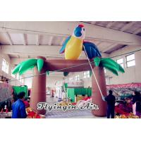 China Inflatable Parrot Arch, Inflatable Coconut Arch for Amusement Park wholesale