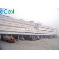 China Modern Design Cold Storage Logistics Steel Structure Insulation Boards Assembling wholesale