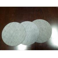China powder titanium sintered filter pipe for oil gas wholesale