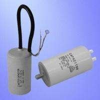 China Capacitors, Suitable for Motor Running or Lighting Running (VDE) wholesale