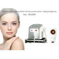 China Three Wavelength Permanent Hair Removal Laser Machine  No Side Effect on sale